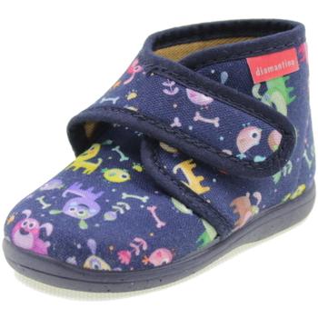 Scarpe Bambino Pantofole Diamantino OL1105B BLU