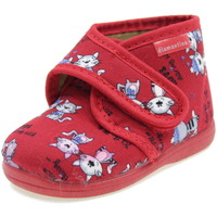 Scarpe Bambino Pantofole Diamantino OL1105R ROSSO