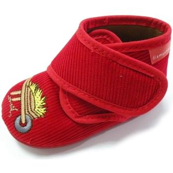Scarpe Bambino Pantofole Diamantino OL1114 ROSSO