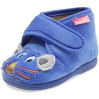 Scarpe Bambino Pantofole Diamantino OL1116 BLU
