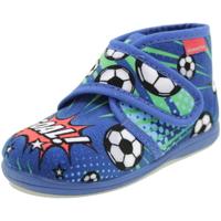 Scarpe Bambino Pantofole Diamantino OL1119B BLU