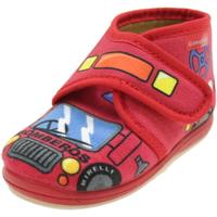 Scarpe Bambino Pantofole Diamantino OL1122R ROSSO