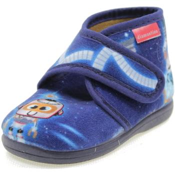 Scarpe Bambino Pantofole Diamantino OL1125 BLU