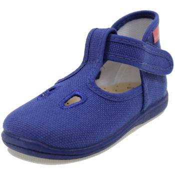 Scarpe Bambino Pantofole Diamantino OL1503B BLU