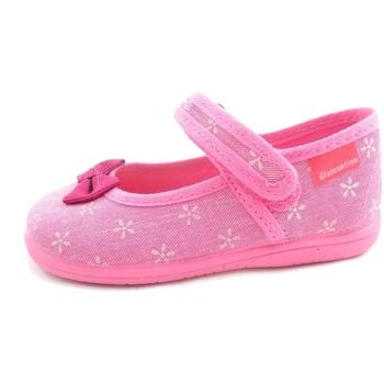 Scarpe Bambina Ballerine Diamantino OL1517R ROSA