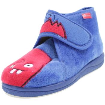 Scarpe Bambino Pantofole Diamantino OL2242 BLU