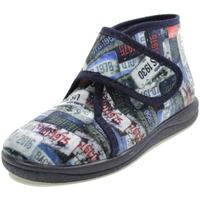 Scarpe Bambino Pantofole Diamantino OL2247B BLU