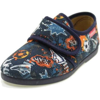 Scarpe Bambino Pantofole Diamantino OL3209B BLU
