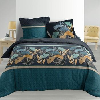Casa Completo letto Douceur d intérieur BLONDY Blu