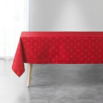 Casa Tovaglia Douceur d intérieur ETOILES Rosso / Et / Dore