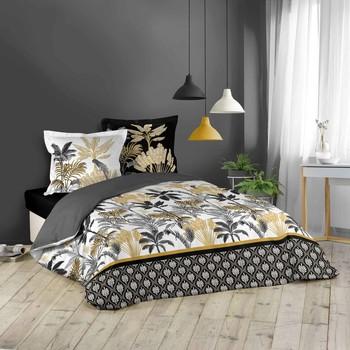 Casa Completo letto Douceur d intérieur KARABA Bianco