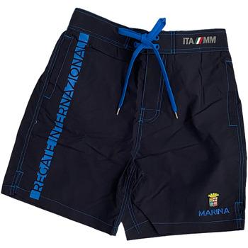 Abbigliamento Uomo Shorts / Bermuda Marina Militare ATRMPN-28654 Blu