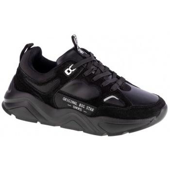Scarpe Donna Sneakers basse Big Star Shoes nero