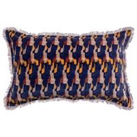 Casa Fodere per cuscini Vivaraise TAHIS Blu / Inchiostro