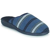 Scarpe Uomo Pantofole Casual Attitude PAULIO Blu