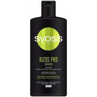 Bellezza Donna Shampoo Syoss Rizos Pro Champú Cabello Ondas O Rizos