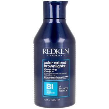 Bellezza Shampoo Redken Color Extend Brownlights Blue Toning Shampoo