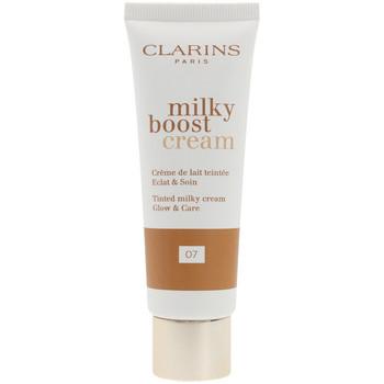 Bellezza Donna Trucco BB & creme CC Clarins Milky Boost Cream 07