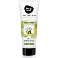 Bellezza Idratanti & nutrienti Body Natur Body Aceite En Crema Corporal Aguacate Y Manteca De Karité 2
