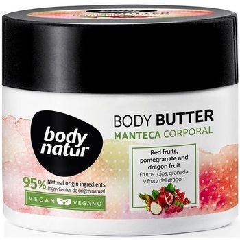 Bellezza Idratanti & nutrienti Body Natur Body Butter Manteca Corporal Frutos Rojos, Granada Y Fruta D