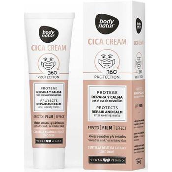 Bellezza Idratanti e nutrienti Body Natur Cica Cream Protege Repara Y Calma Tras El Uso De Mascarilla