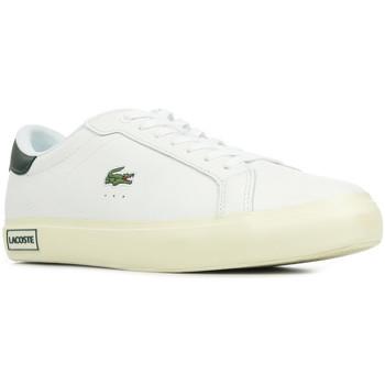 Scarpe Uomo Sneakers basse Lacoste Powercourt Bianco