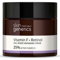 Bellezza Donna Antietà & Antirughe Skin Generics Vitamina F + Retinol Cell Boos Antiaging Cream