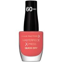 Bellezza Donna Smalti Max Factor Masterpiece Xpress Quick Dry 416-feelin' Peachy