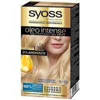 Bellezza Donna Tinta Syoss Olio Intense Tinte Sin Amoniaco 9.10-rubio Luminoso