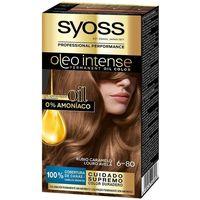 Bellezza Donna Tinta Syoss Olio Intense Tinte Sin Amoniaco 6.80-rubio Caramelo