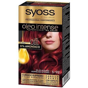 Bellezza Donna Tinta Syoss Olio Intense Tinte Sin Amoniaco 5.92-rojo Intenso
