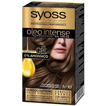 Bellezza Donna Tinta Syoss Olio Intense Tinte Sin Amoniaco 5.10-castaño Claro