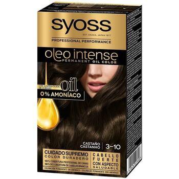 Bellezza Donna Tinta Syoss Olio Intense Tinte Sin Amoniaco 3.10-castaño