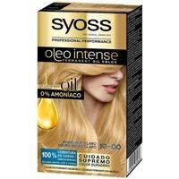 Bellezza Donna Tinta Syoss Olio Intense Tinte Sin Amoniaco 10.0-rubio Claro Claro