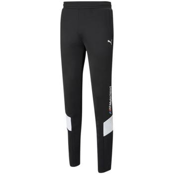 Abbigliamento Uomo Pantaloni da tuta Puma style BMW Nero
