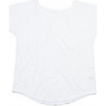 Abbigliamento Donna T-shirt maniche corte Mantis M91 Bianco