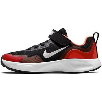 Scarpe Bambino Running / Trail Nike - Wearallday nero/rosso CJ3817-012 NERO