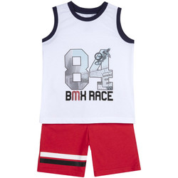 Abbigliamento Unisex bambino Tuta Chicco 09076975000000 Bianco