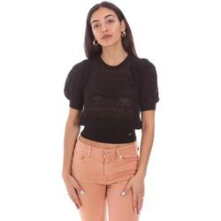 Abbigliamento Donna Top / Blusa Gaudi 111BD53020 Nero