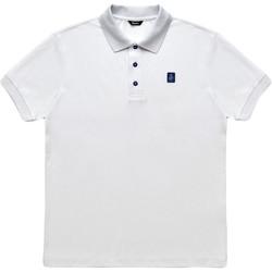 Abbigliamento Uomo Polo maniche corte Refrigiwear RM0T19001PX9032 Bianco