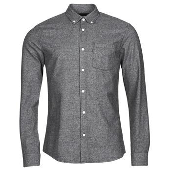Abbigliamento Uomo Camicie maniche lunghe Only & Sons  ONSNIKO Grigio