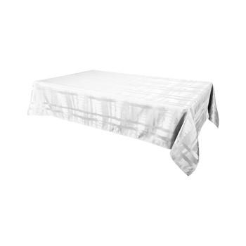 Casa Tovaglia Habitable FABIOLA - BLANC - 145X300 CM Bianco
