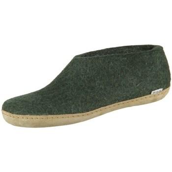 Scarpe Donna Pantofole Glerups A0900 Verde