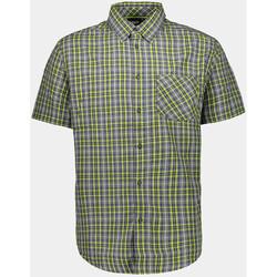 Abbigliamento Uomo Camicie maniche corte Cmp 30T9937 Verde