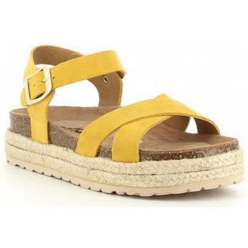 Scarpe Bambina Sandali Obi Shoes PALA CRUZADA jaune