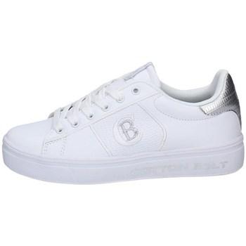 Scarpe Donna Sneakers basse Cotton Belt CBW114080/04 BIANCO