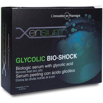 Bellezza Antietà & Antirughe Xesnsium Xensium Bio-shock Glycolic 4 Ampollas X