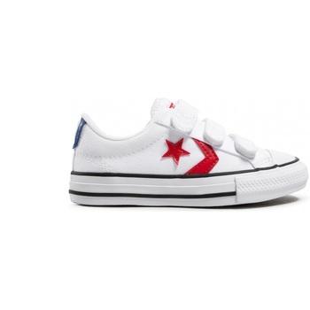 Scarpe Bambino Sneakers basse Converse Star Player Low Top Sneakers bambino                           bianco