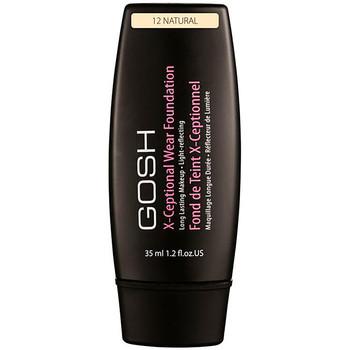 Bellezza Donna Fondotinta & primer Gosh X-ceptional Wear Foundation Long Lasting Makeup 12-natural