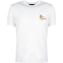 Abbigliamento Uomo T-shirt maniche corte John Richmond  Bianco